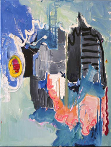 """A007 2011 'Abstract' 24"""" x 18"""""""